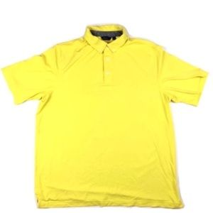 WALTER HAGEN Golf Polo Shirt Short Sleeve Large